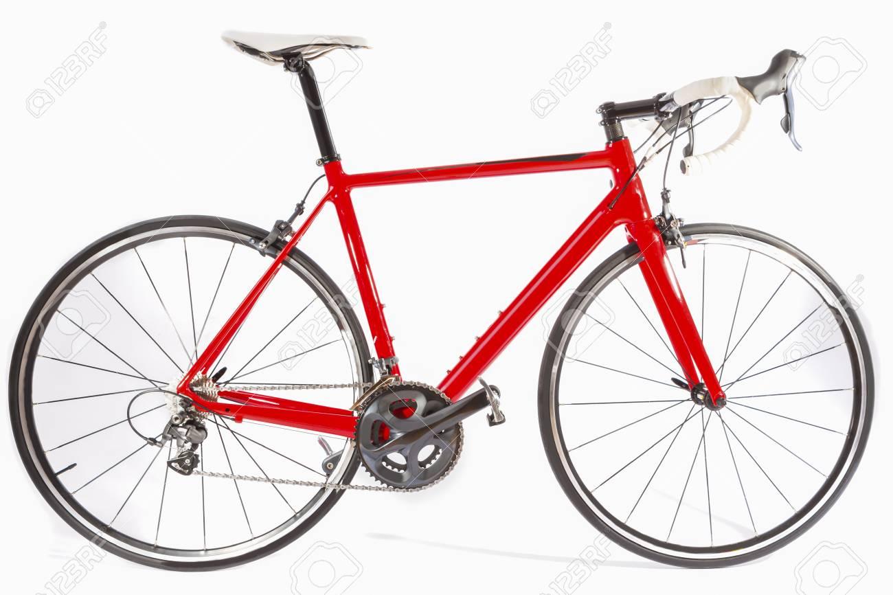 Carbon Fiber Road Bike >> Cycling Concept Professional Carbon Fiber Road Bike Isolated