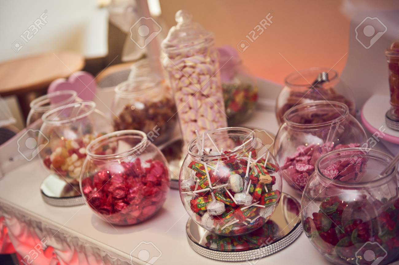 Fabulous Beautiful Retro Vintage Candy Sweets Photographed With A Shallow Complete Home Design Collection Barbaintelli Responsecom