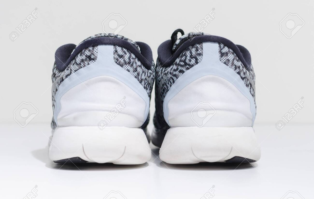 camuffare Plausibile orchestra  London, England, 05/05/2019 Nike Free 5.0 Light Blue Snake Skin.. Stock  Photo, Picture And Royalty Free Image. Image 135158965.