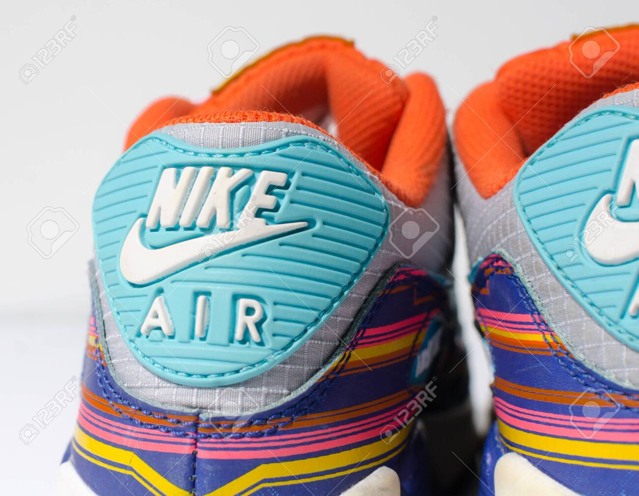 Nike Air Max 90 Grey Clearwater