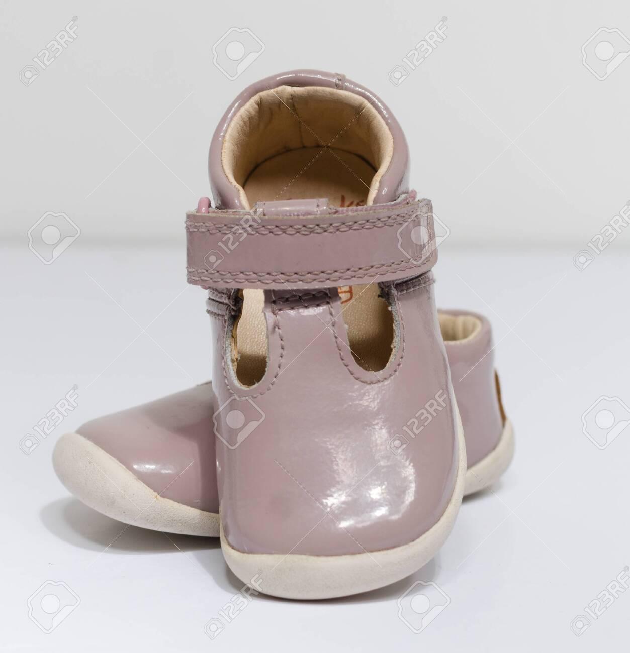Cute Little Vintage Retro Pink Baby