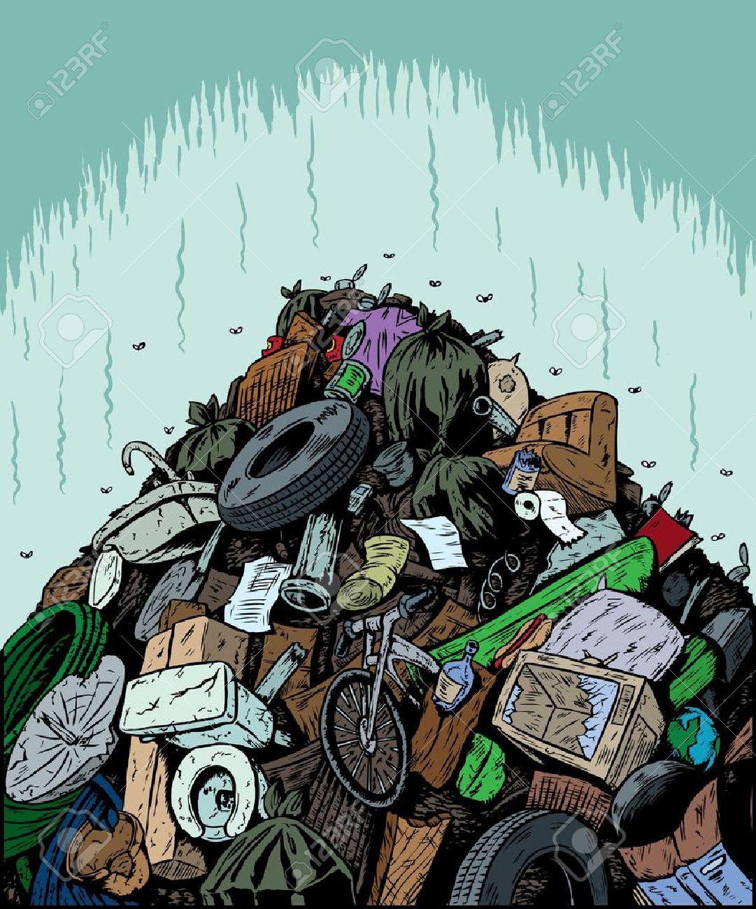 Garbage Dump - 17114870
