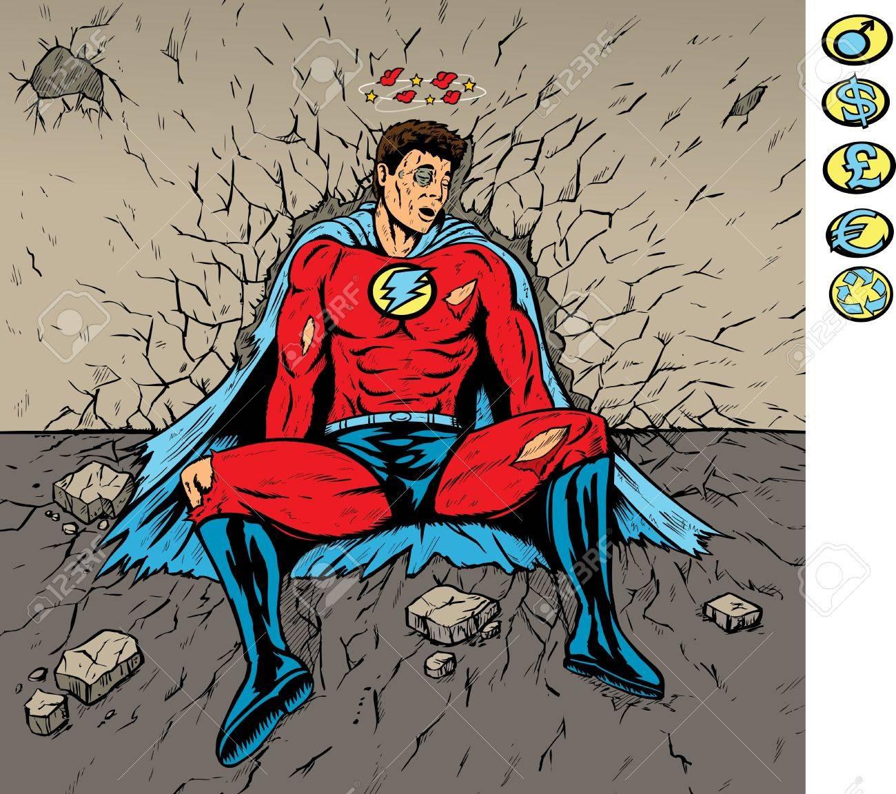 Beaten Hero - 17201228