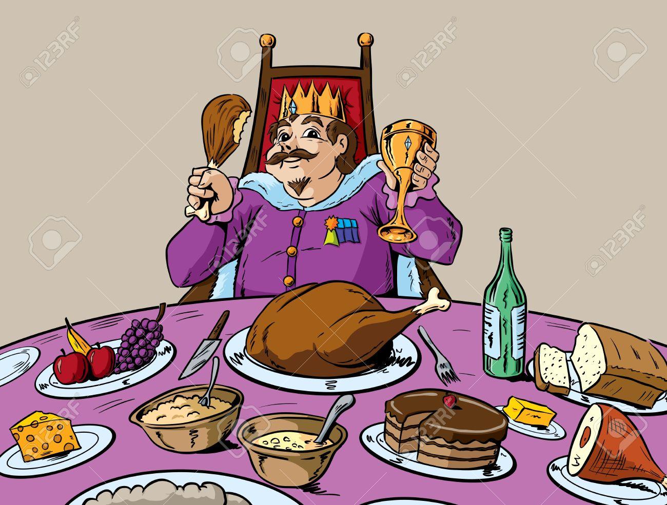 Eat like a king - 17831694