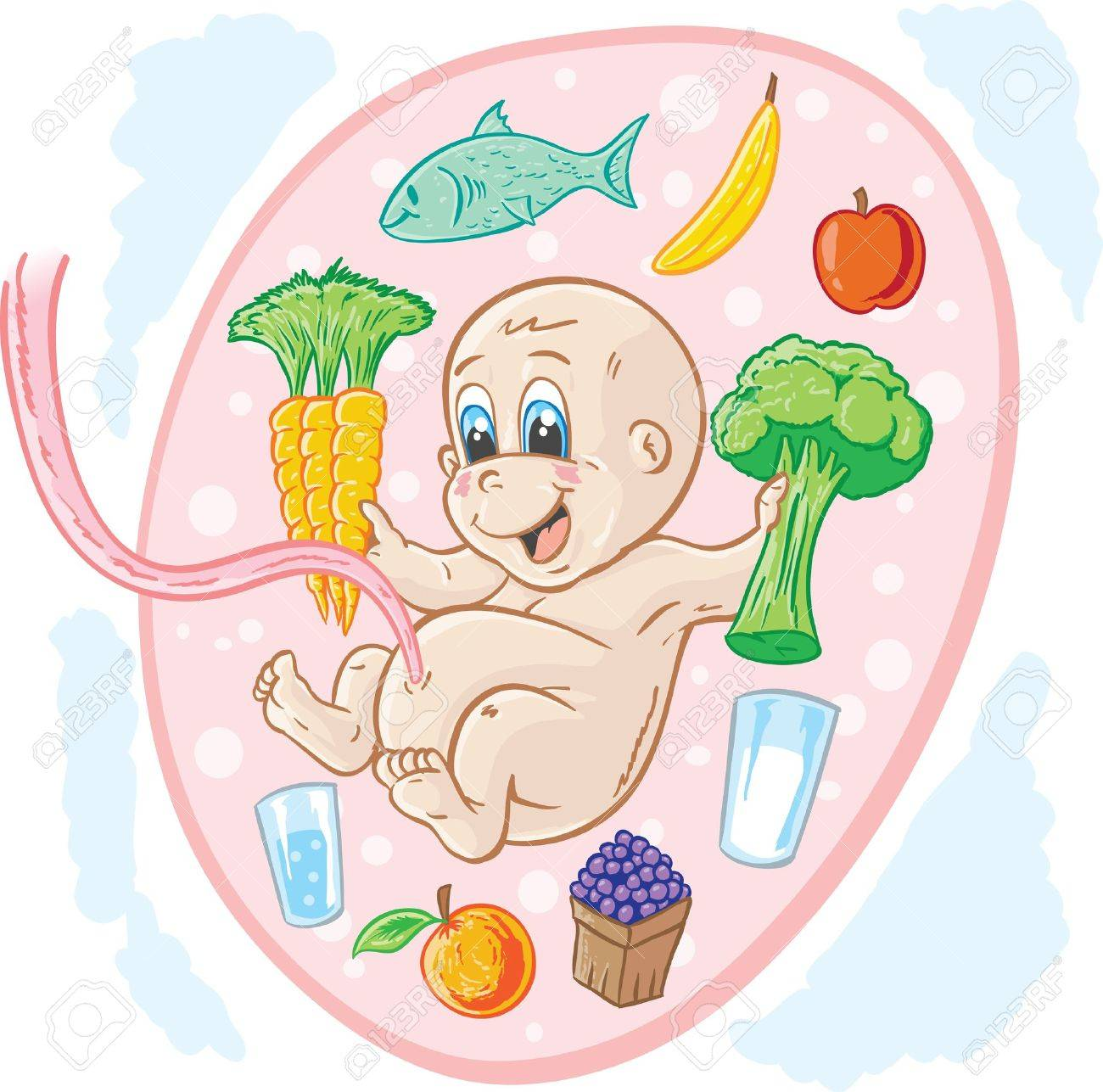 Healthy baby - 20342469