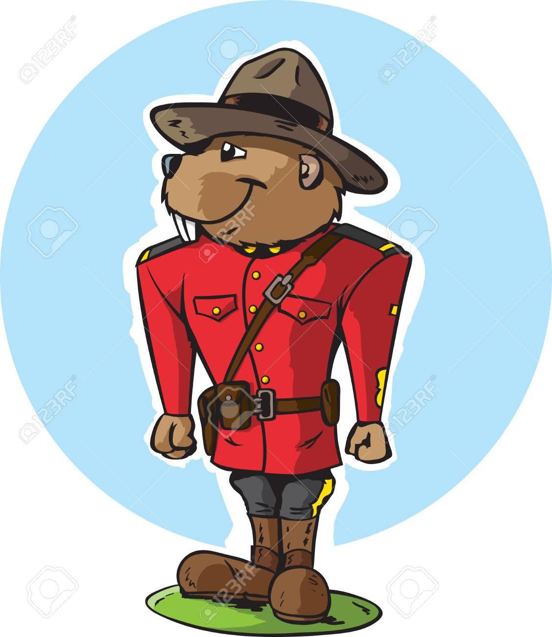 Beaver Mountie - 24546298