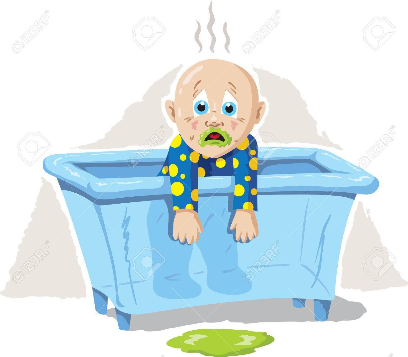 Sick Baby - 25127622