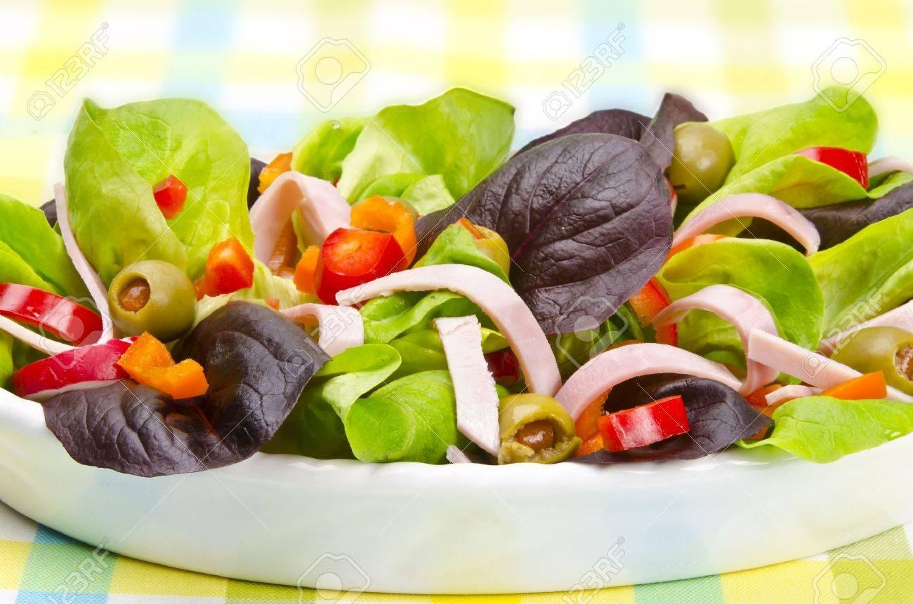 Fitness salad - 12915516