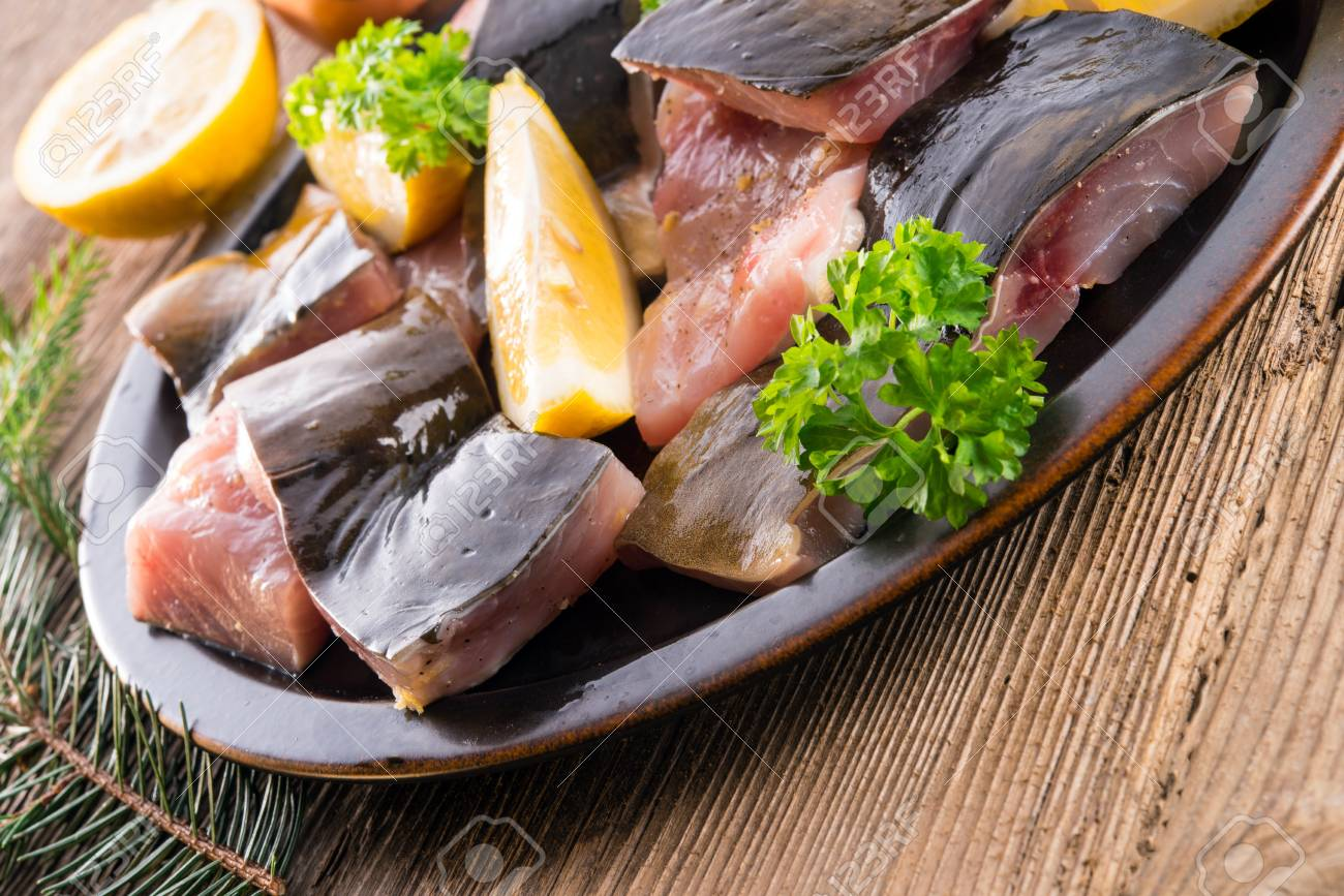filleted carp Stock Photo - 17335944