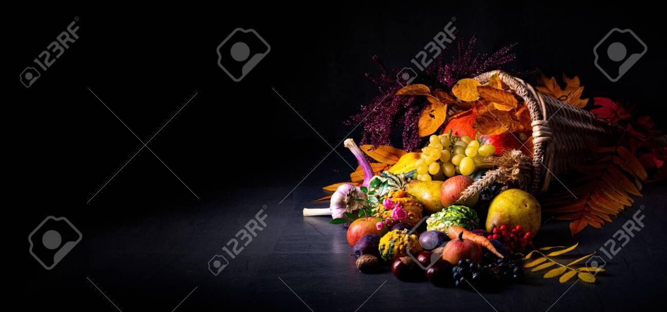 The beautiful and autumnal cornucopia - 131680069