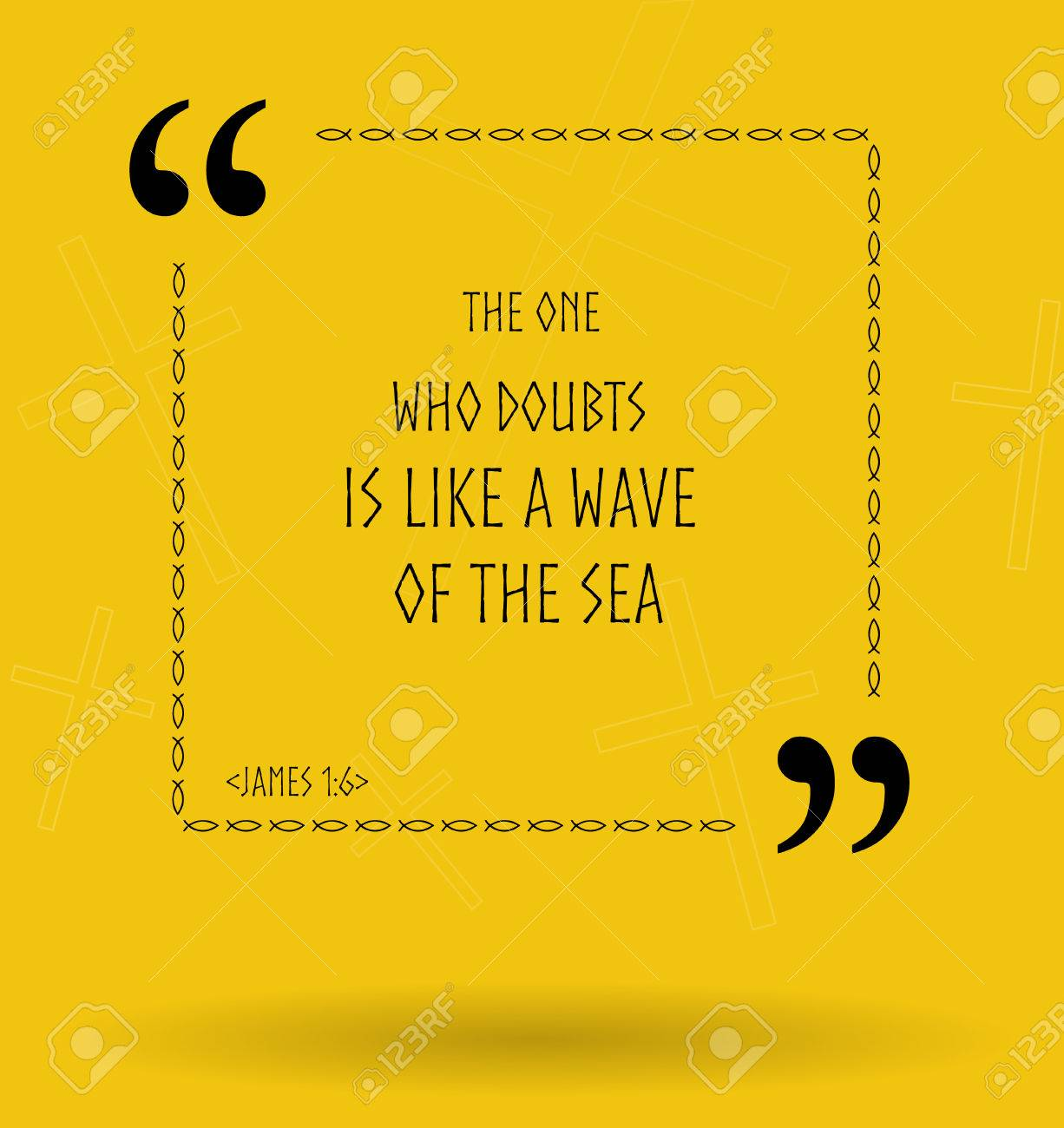 Best Bible Quotes About Doubts Christian Sayings About Doubts