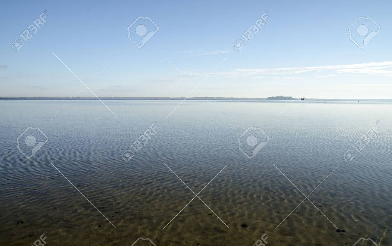 Summer Lake Landscape Natural Background Recreation And Relaxation Stock Photo Picture And Royalty Free Image Image 81953553