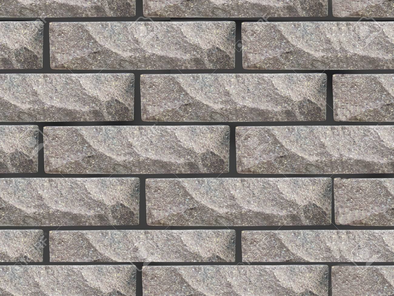 . Stone wall pattern  seamless brick texture  Wall made of natural