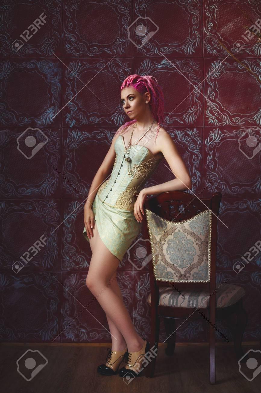 Female Vintage Clothing