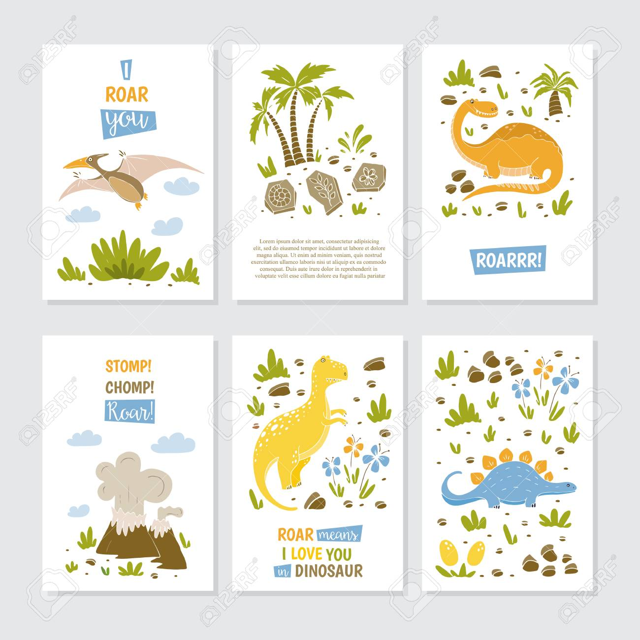 Vector Greeting Cards Royalty Free Cliparts Vectors And Stock