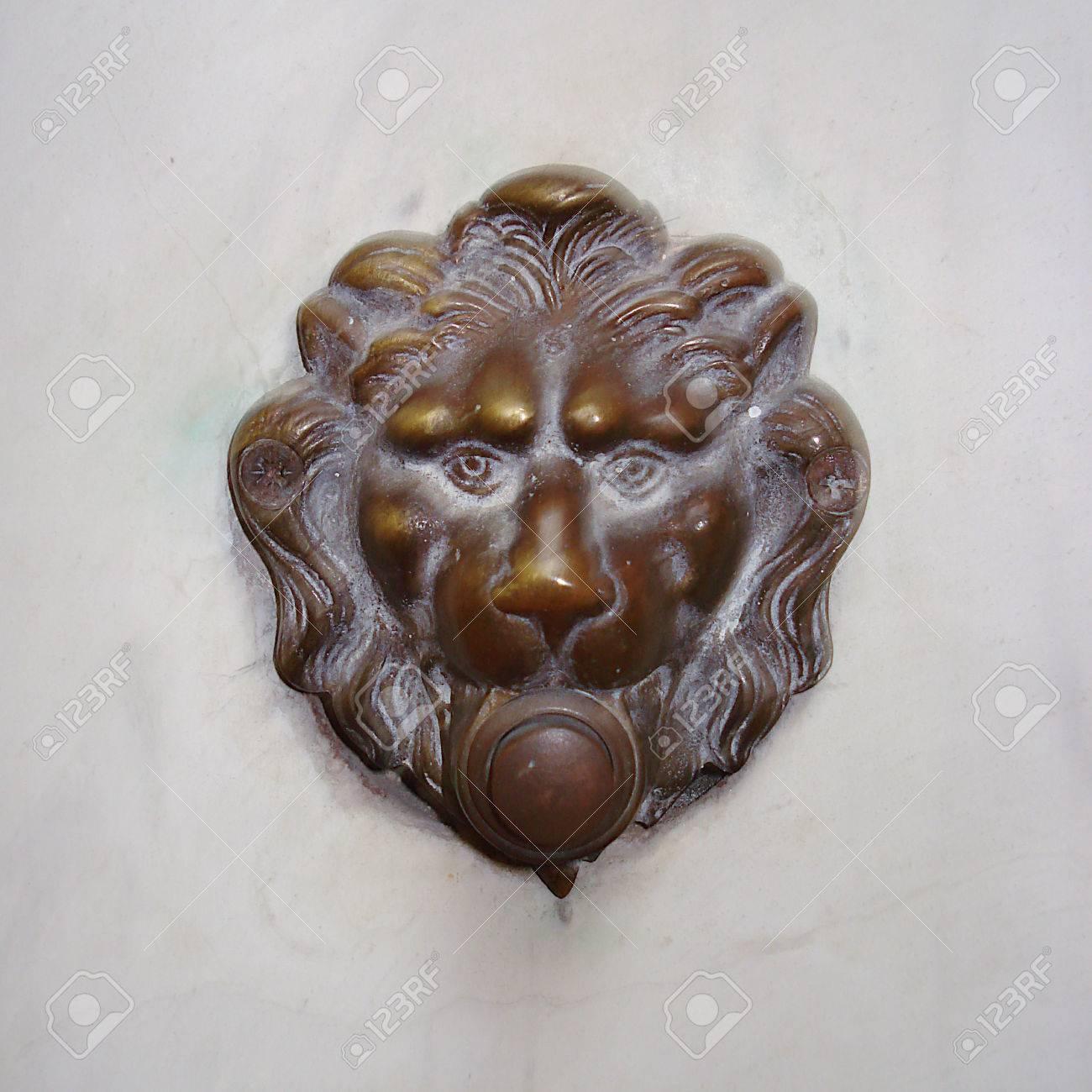 antique Italian doorbell, antique doorbell in Venezia, Italy Stock Photo -  38745530 - Antique Italian Doorbell, Antique Doorbell In Venezia, Italy Stock
