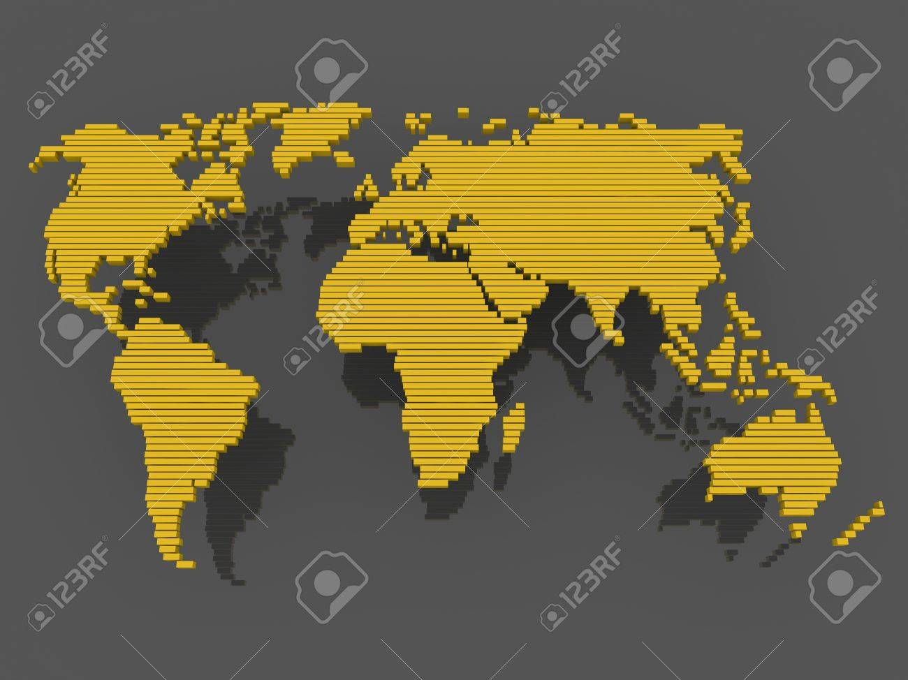 World map earth europe america africa gold stock photo stock photo world map earth europe america africa gold gumiabroncs Image collections