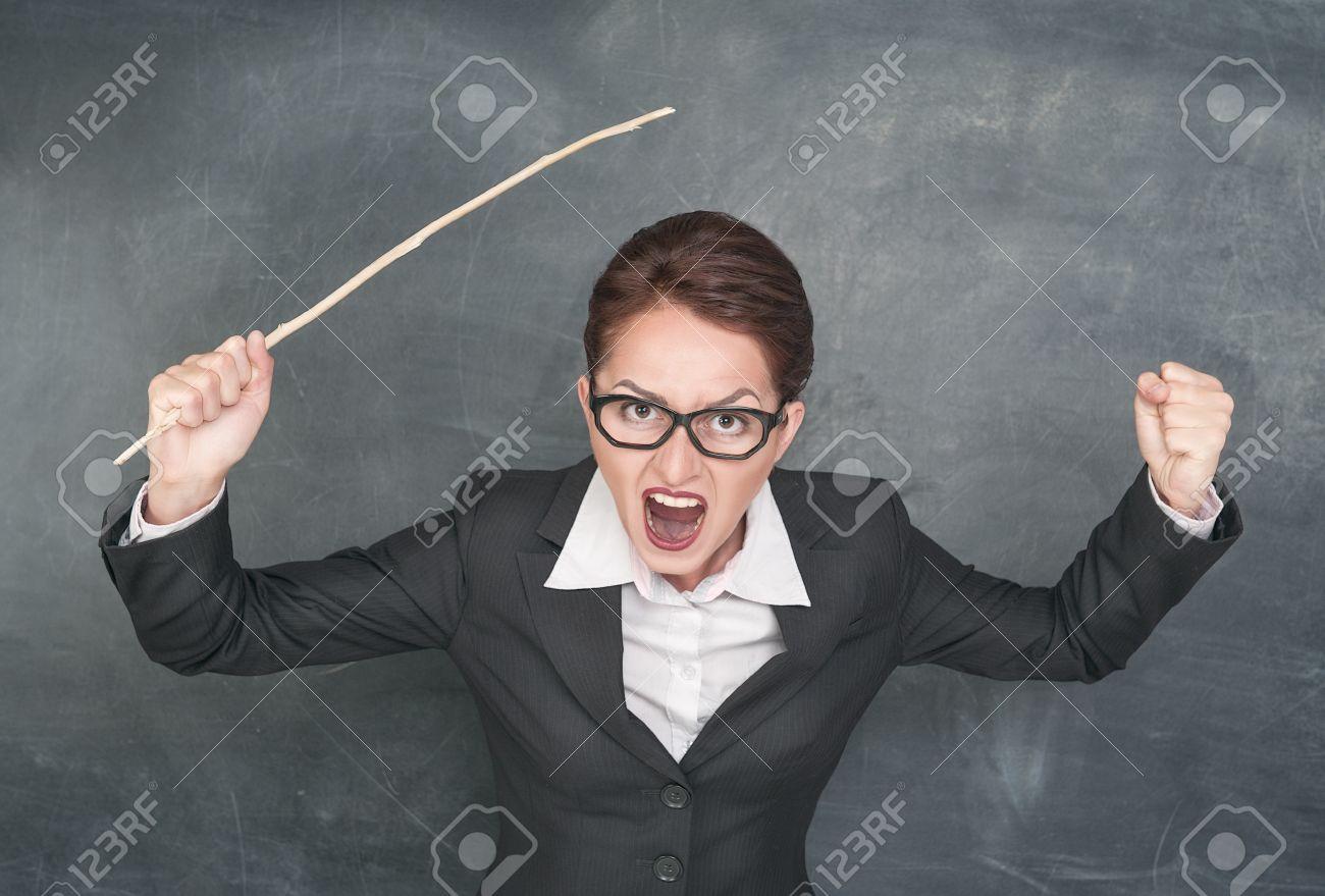 Преподаватель и провинившаяся студентка 13 фотография