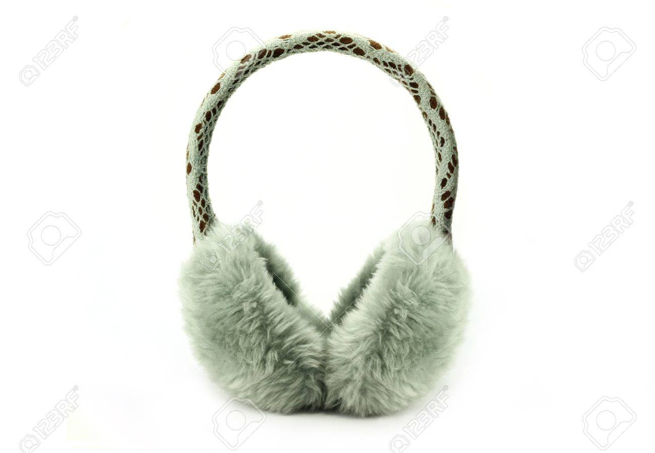 Earmuffs isolated on white - 18676013
