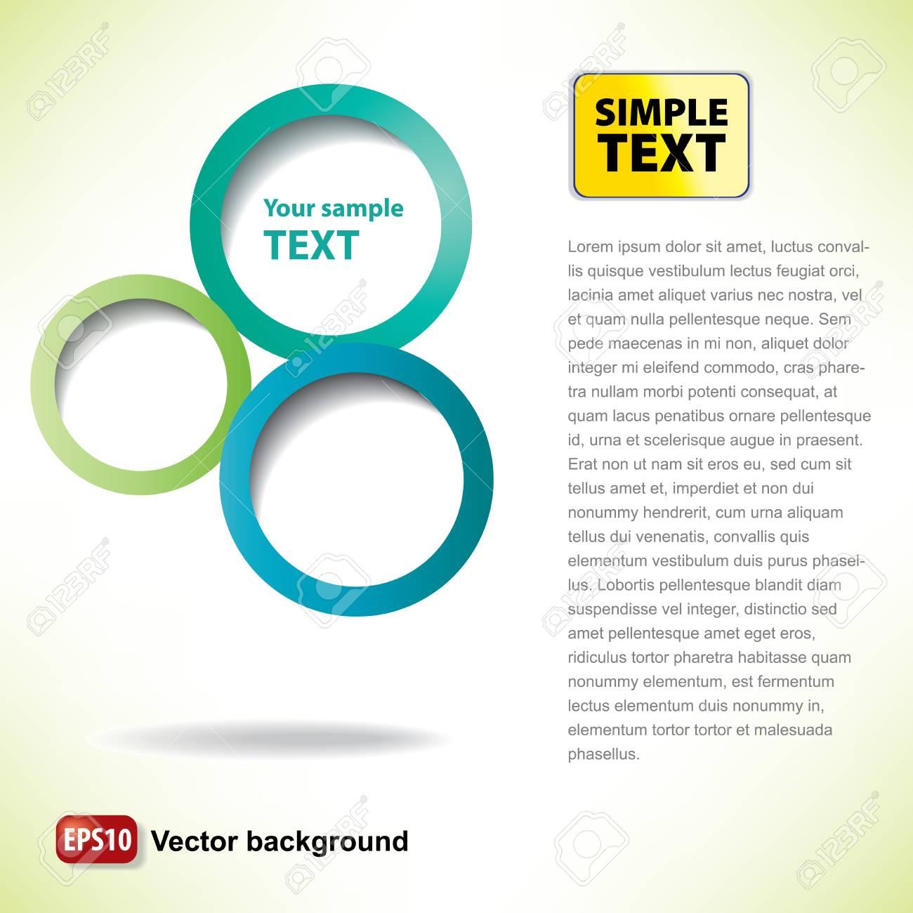 Abstract design bubble Stock Vector - 13172339