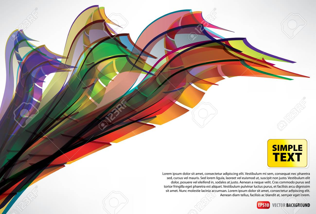 technology web background banner Stock Vector - 13394093