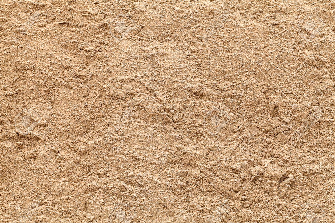 砂の山からの砂のテクスチャ ロ...