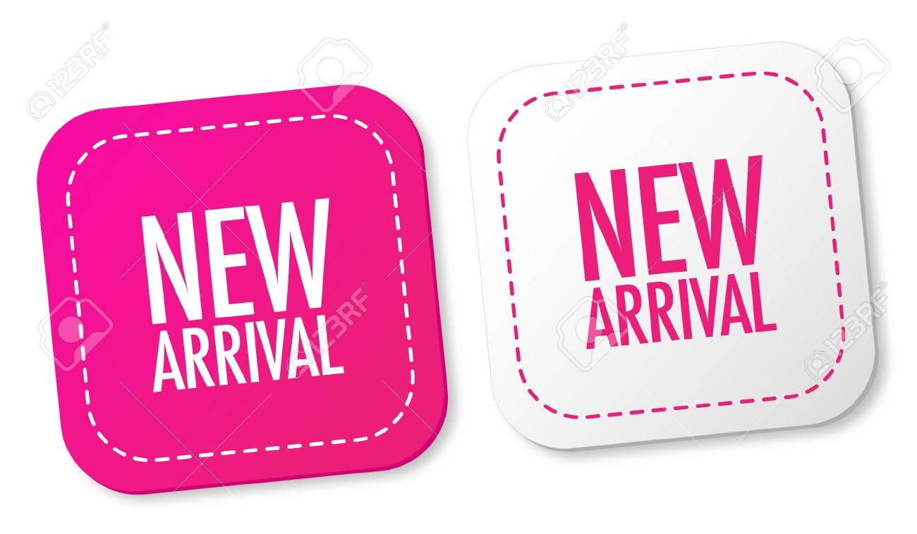 New arrival stickers - 10017249