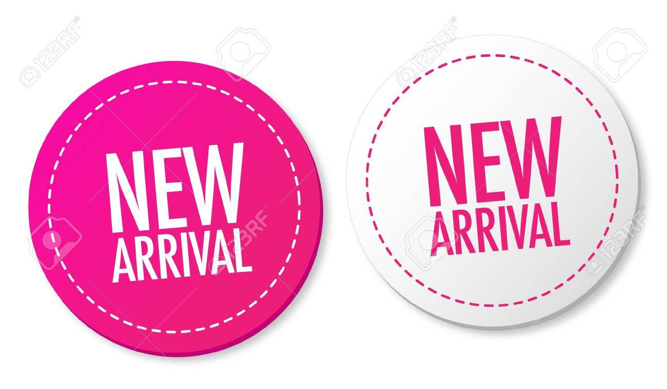 New arrival stickers - 10017248