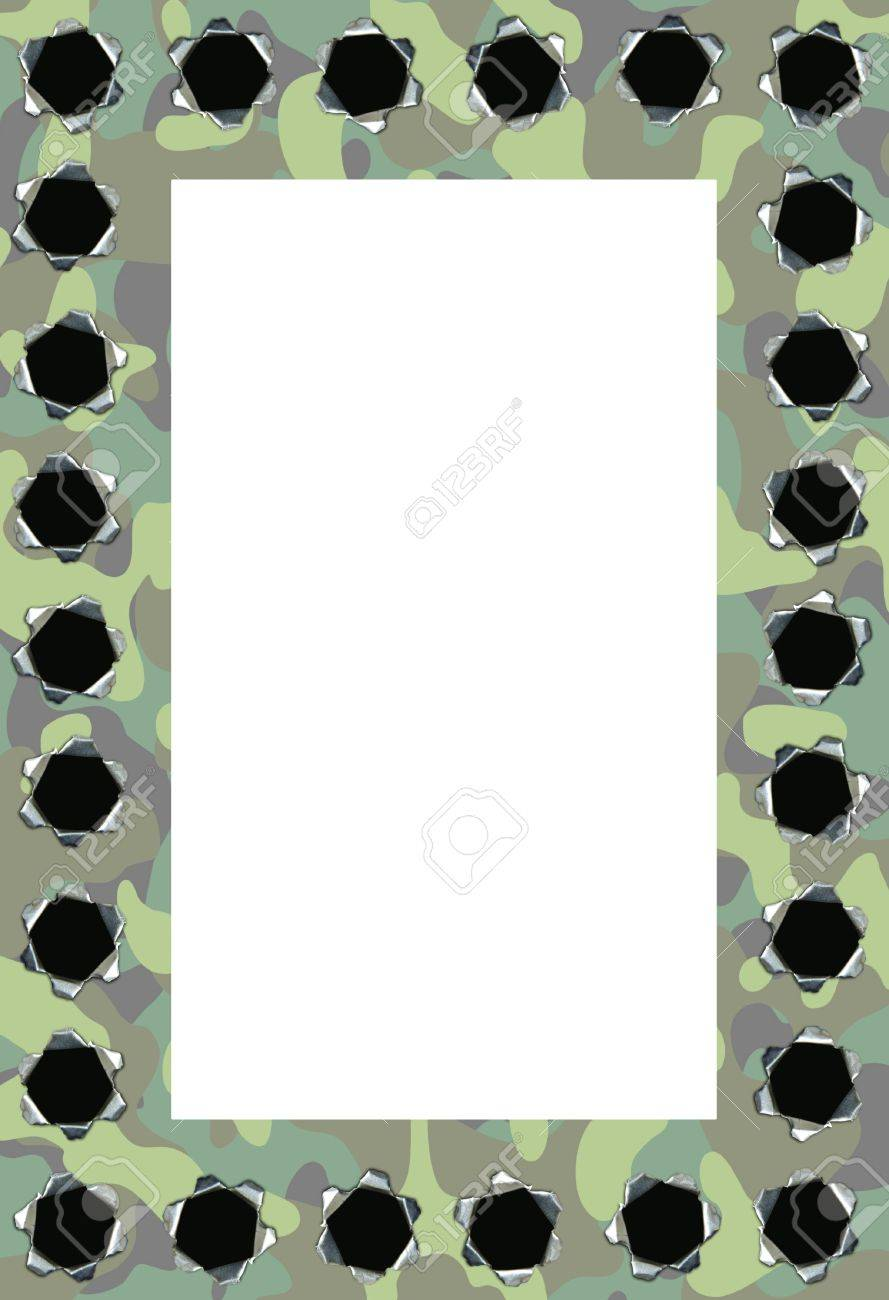 Camouflage frame with lots of bullet holes stock photo picture camouflage frame with lots of bullet holes stock photo 7937280 jeuxipadfo Choice Image