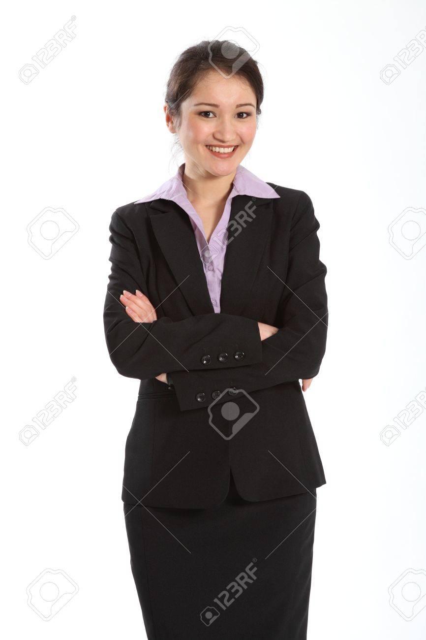 confident career w in black suit stock photo picture and confident career w in black suit stock photo 9567643