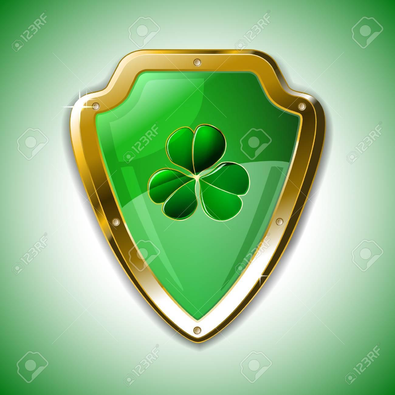 St. Patrick Stock Vector - 11943372