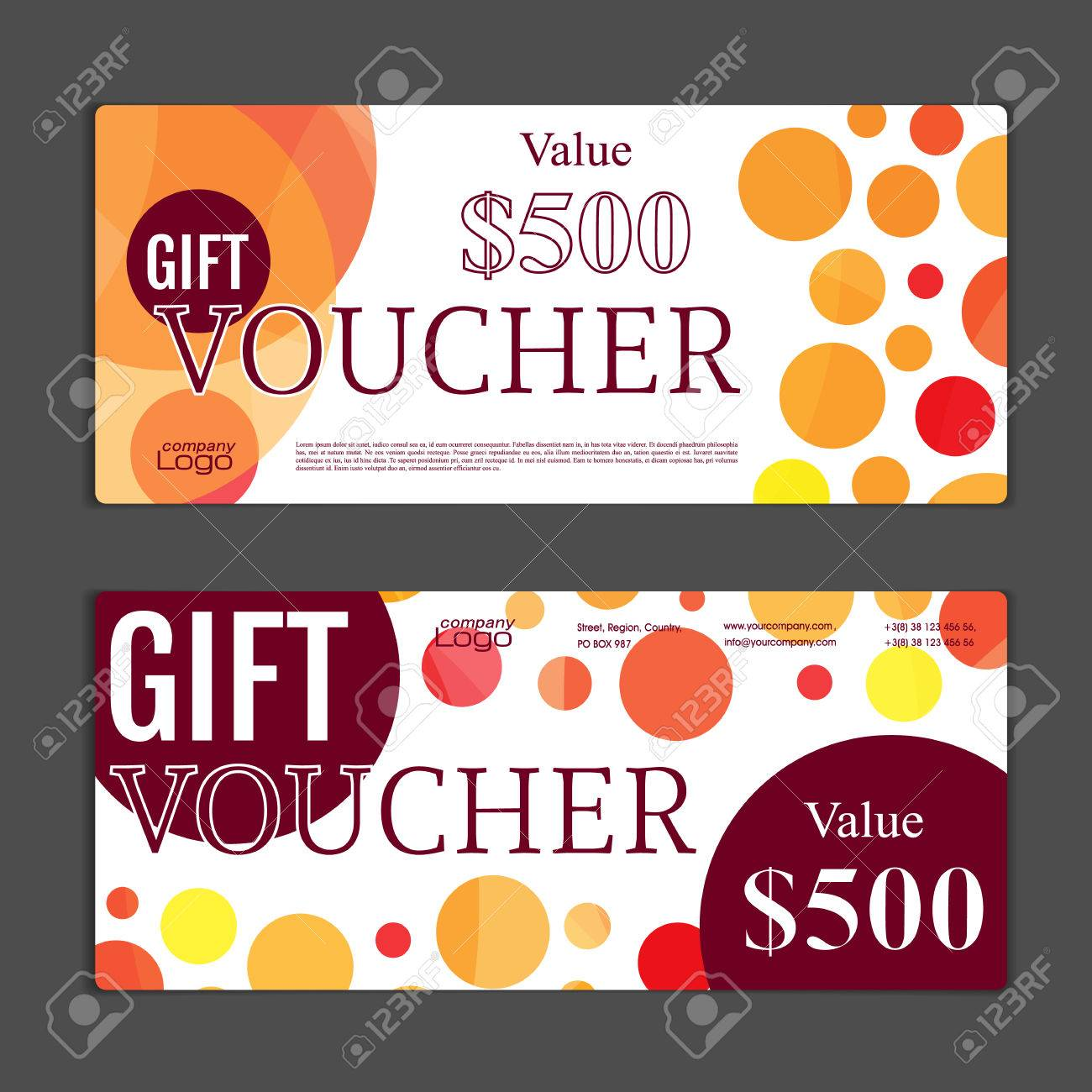 Design of discount card - Can Be Use For Shopping Cards Discount Coupon Banner