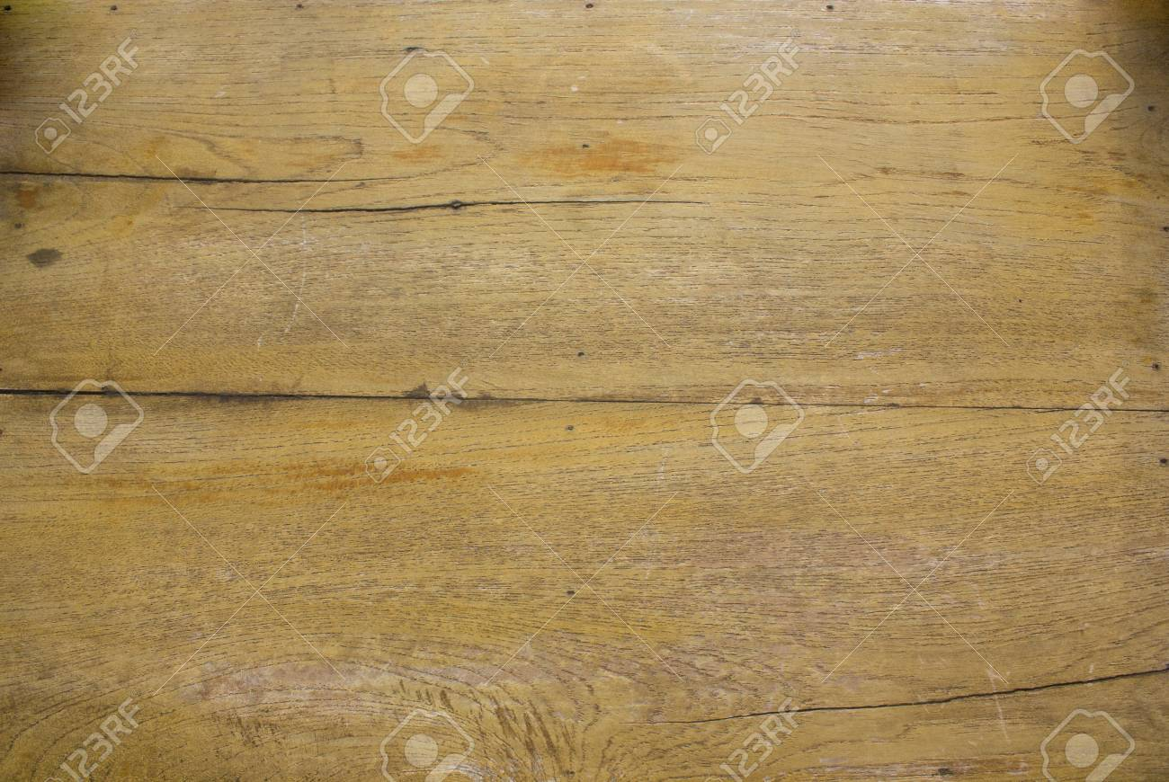 Rustic Timber Wood Effect Wallpaper In Brown Stock Photo Picture