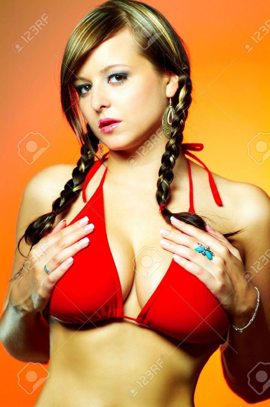 Boob girl some
