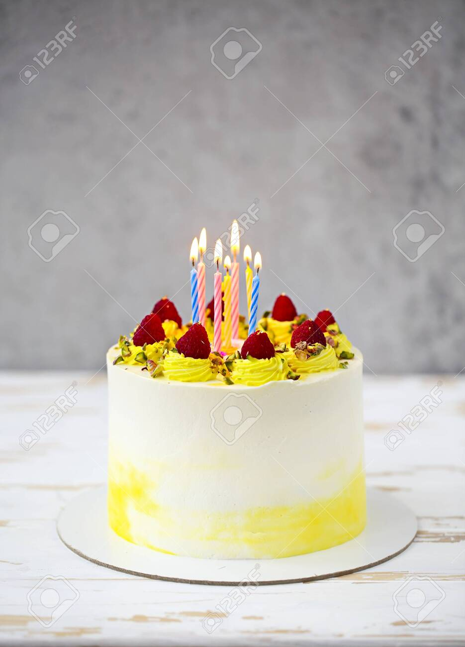 Pleasant Beautiful Happy Birthday Cake With Mascarpone Decorated With Funny Birthday Cards Online Eattedamsfinfo