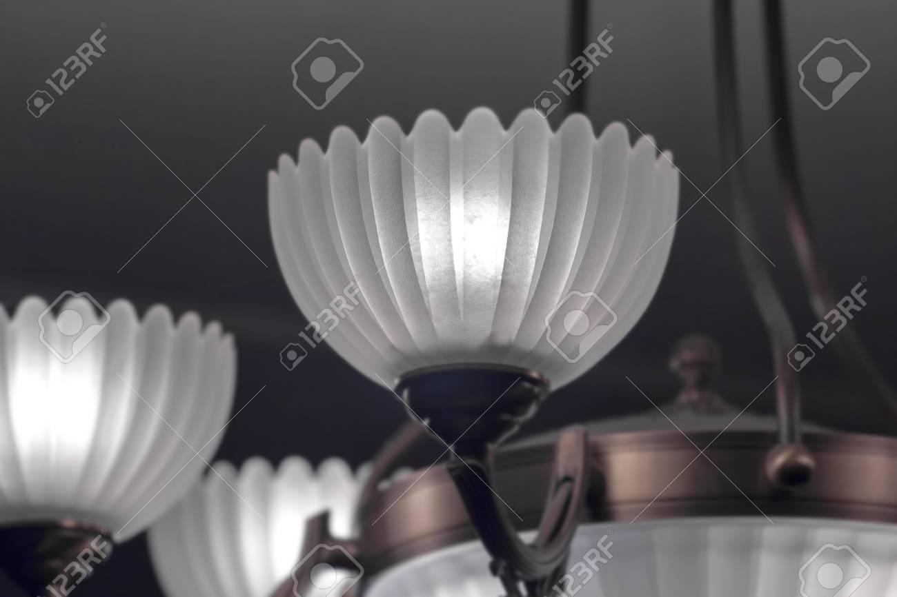 Kronleuchter Mit Schwarzem Schirm ~ Honsel pendelleuchte kronleuchter lüster brighton bronze schirme