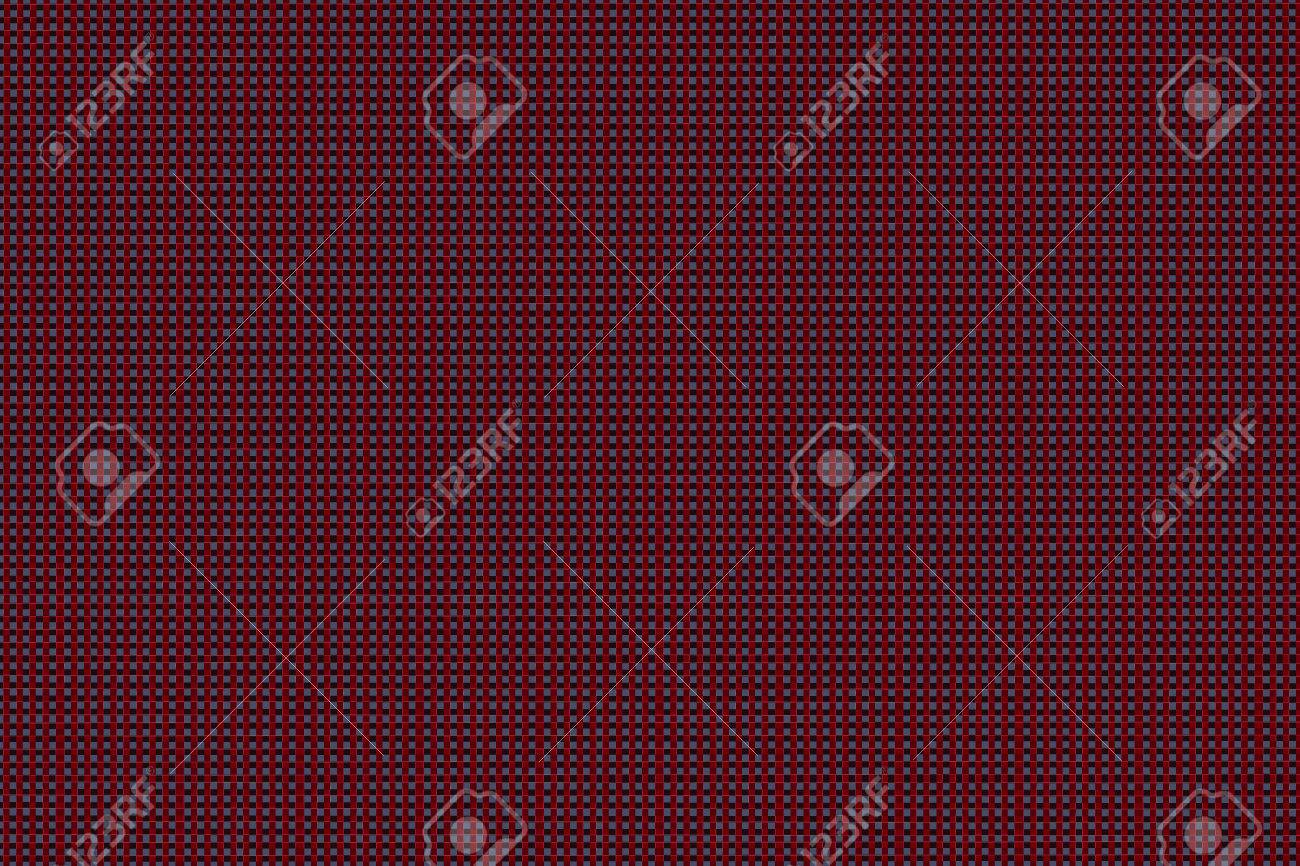 Abstract background in photoshop red-black small cell in cage