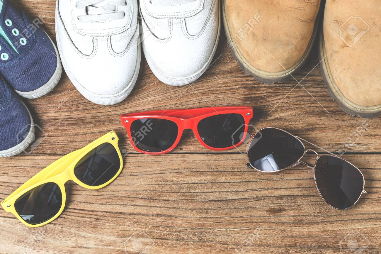 a21a00ba5b Children s and adult s sunglasses and shoes according and Target for  travel