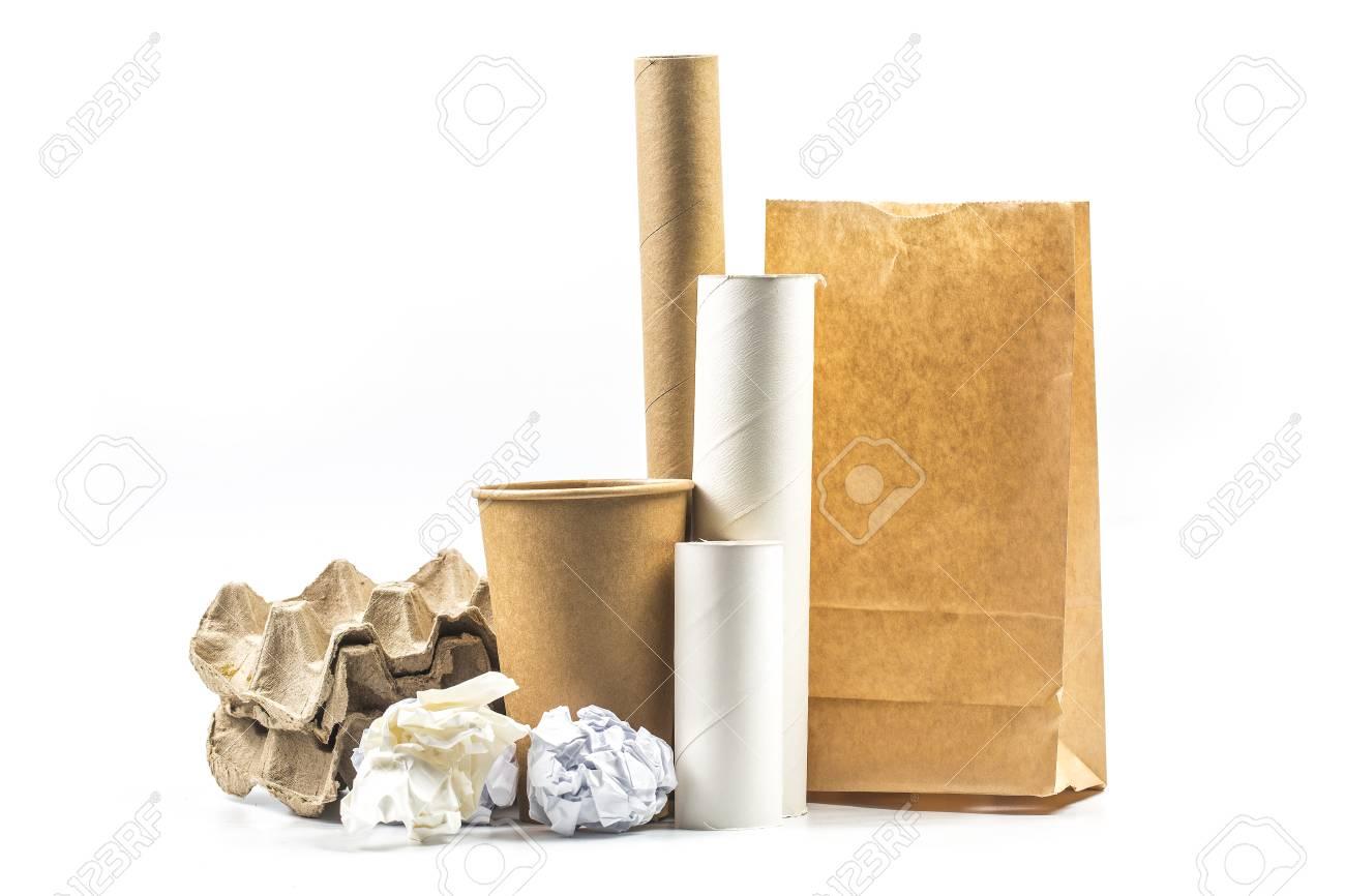 Waste paper, waste regeneration - 95050619