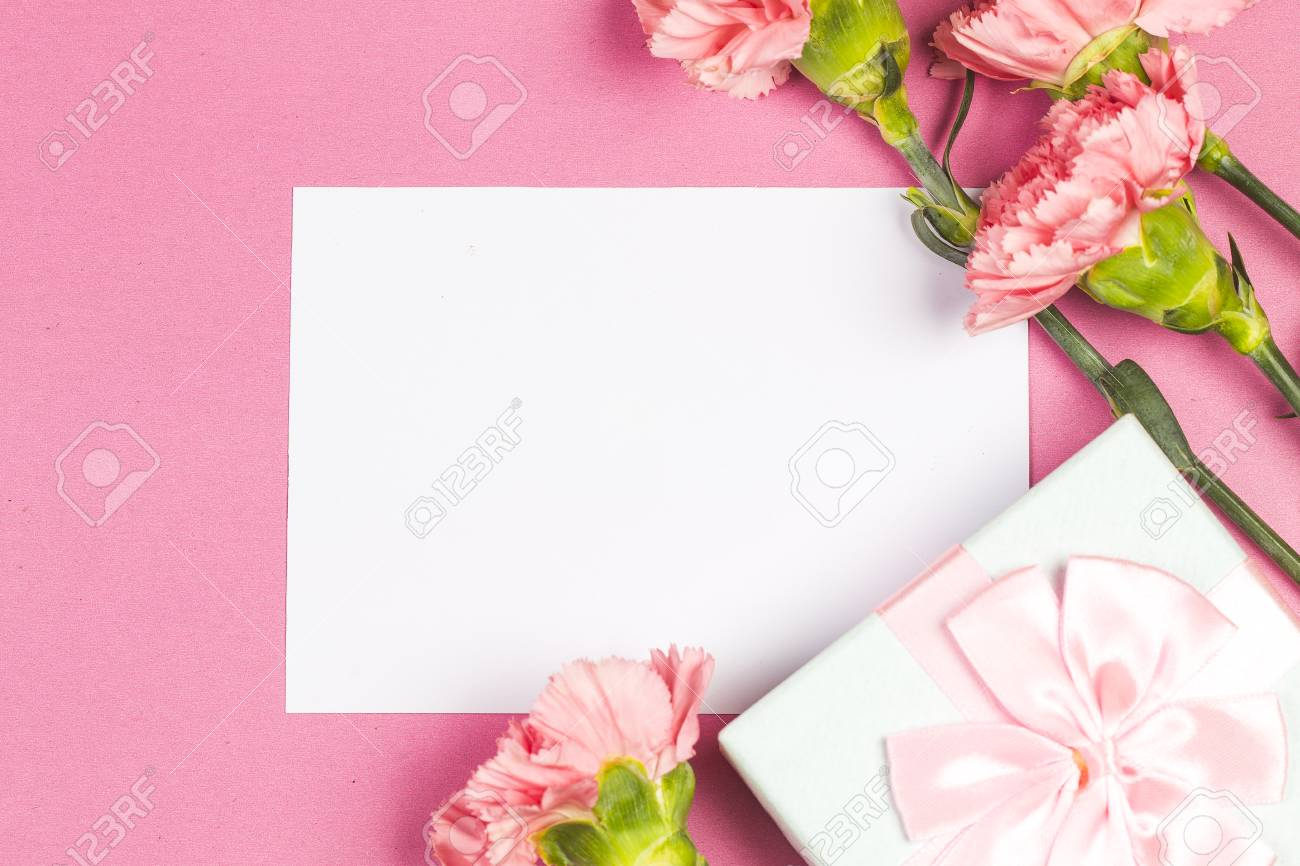 Carnations happy mothers day greeting cards stock photo picture carnations happy mothers day greeting cards stock photo 97697089 m4hsunfo