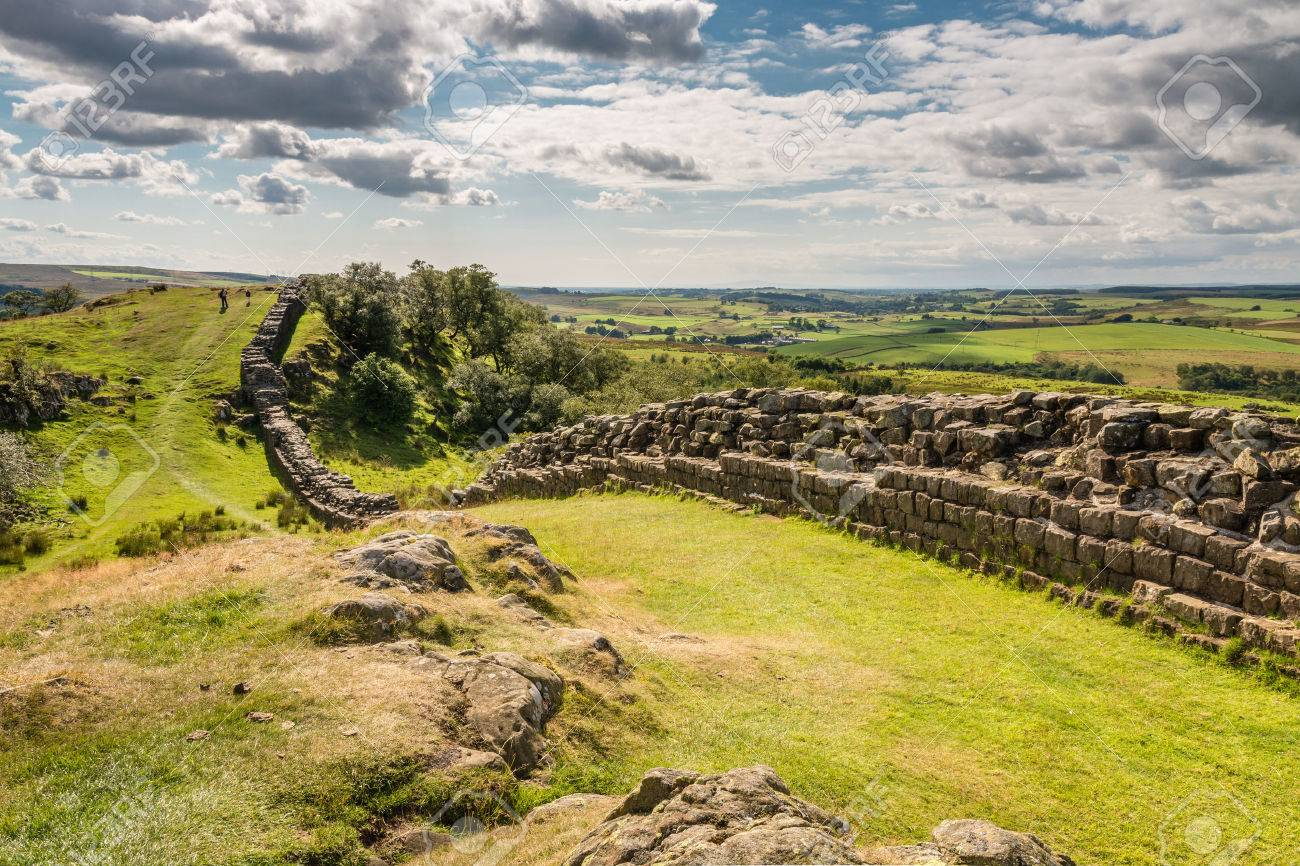 Walltown Crags on Hadrians Wall - 31393515