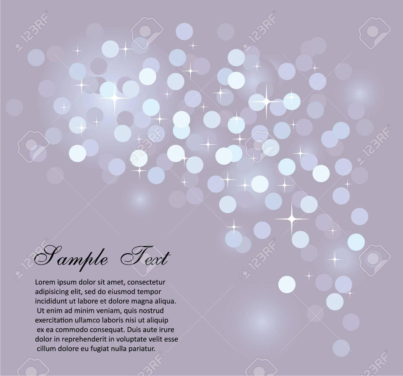 elegant colorful glitter abstrat lights for flyers background