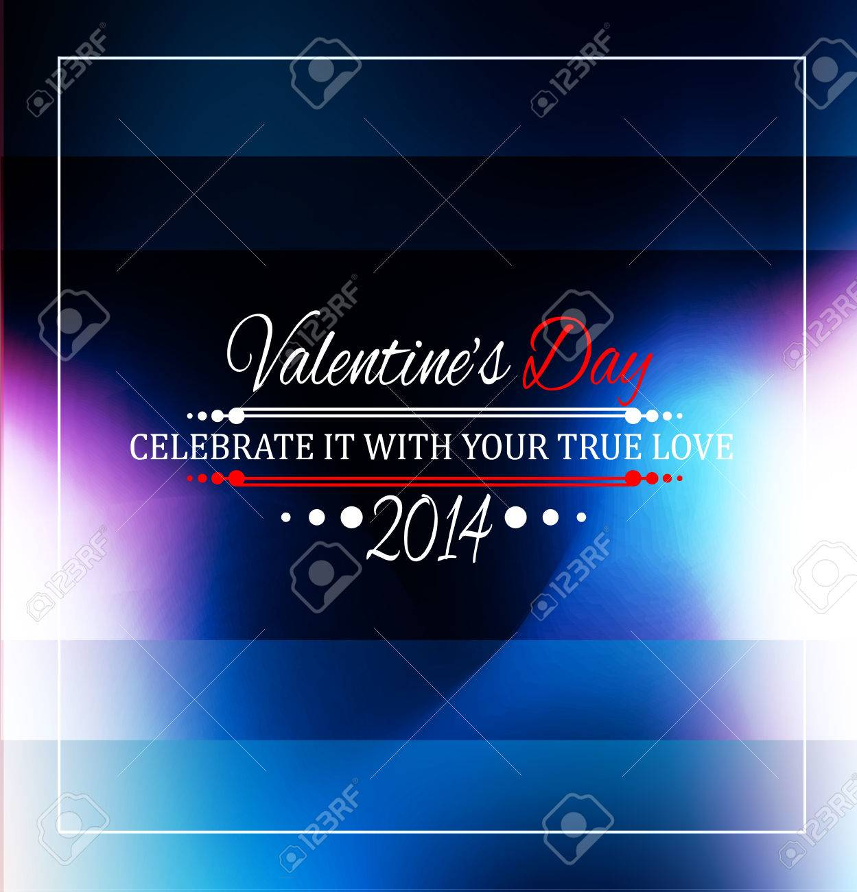 valentine s day template stunning hearts and colors for valentine s day template stunning hearts and colors for your flyer backgrounds stock vector