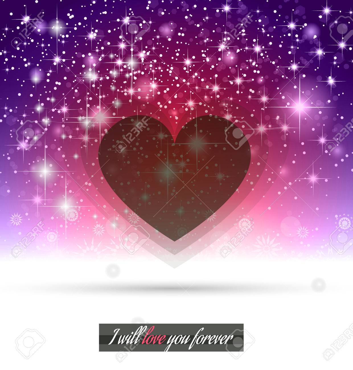 modern stylish valentine s day template for your flyer backgrounds