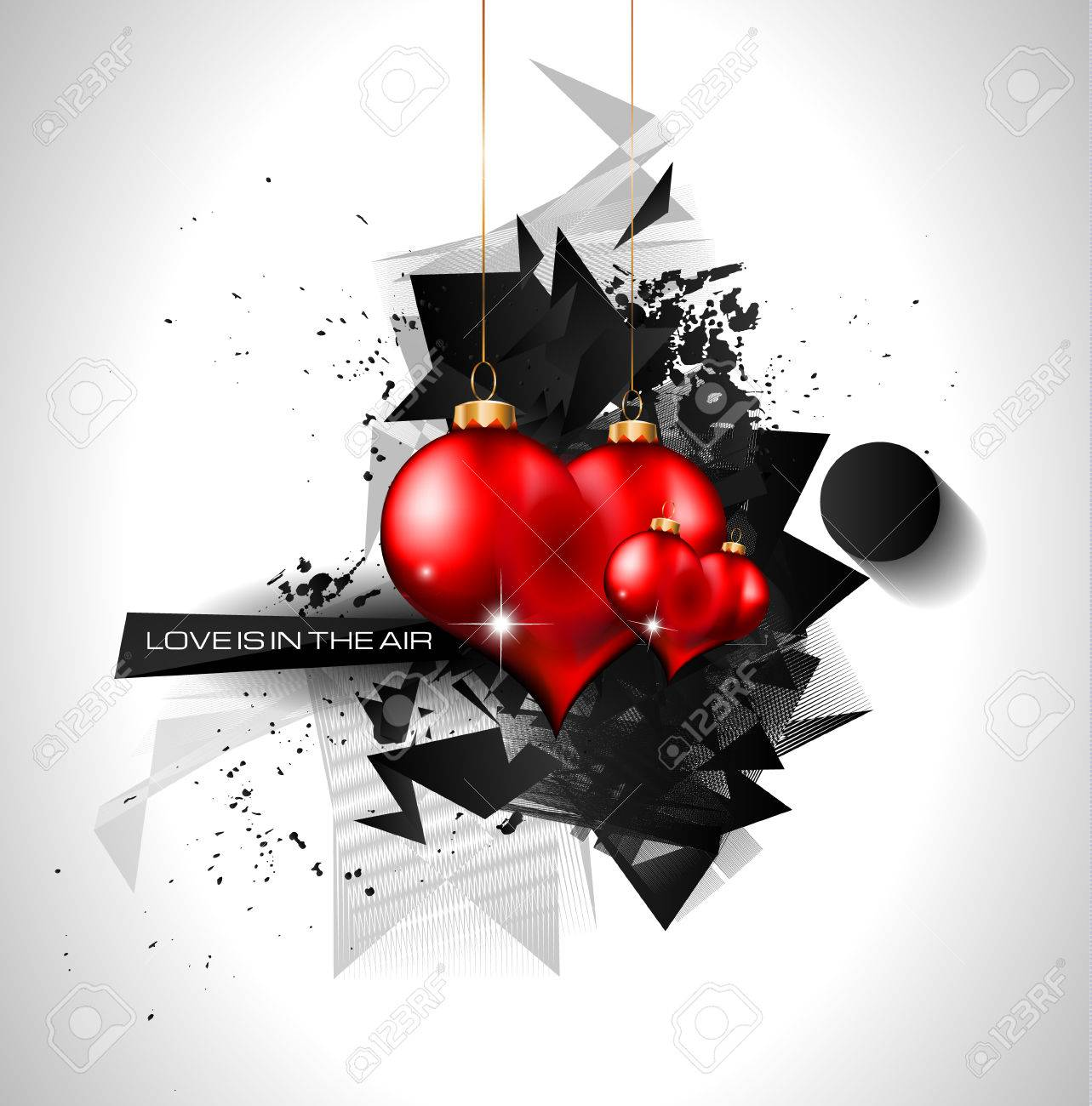 Lovely Valentine S Day Themed Background To Use For Invitation