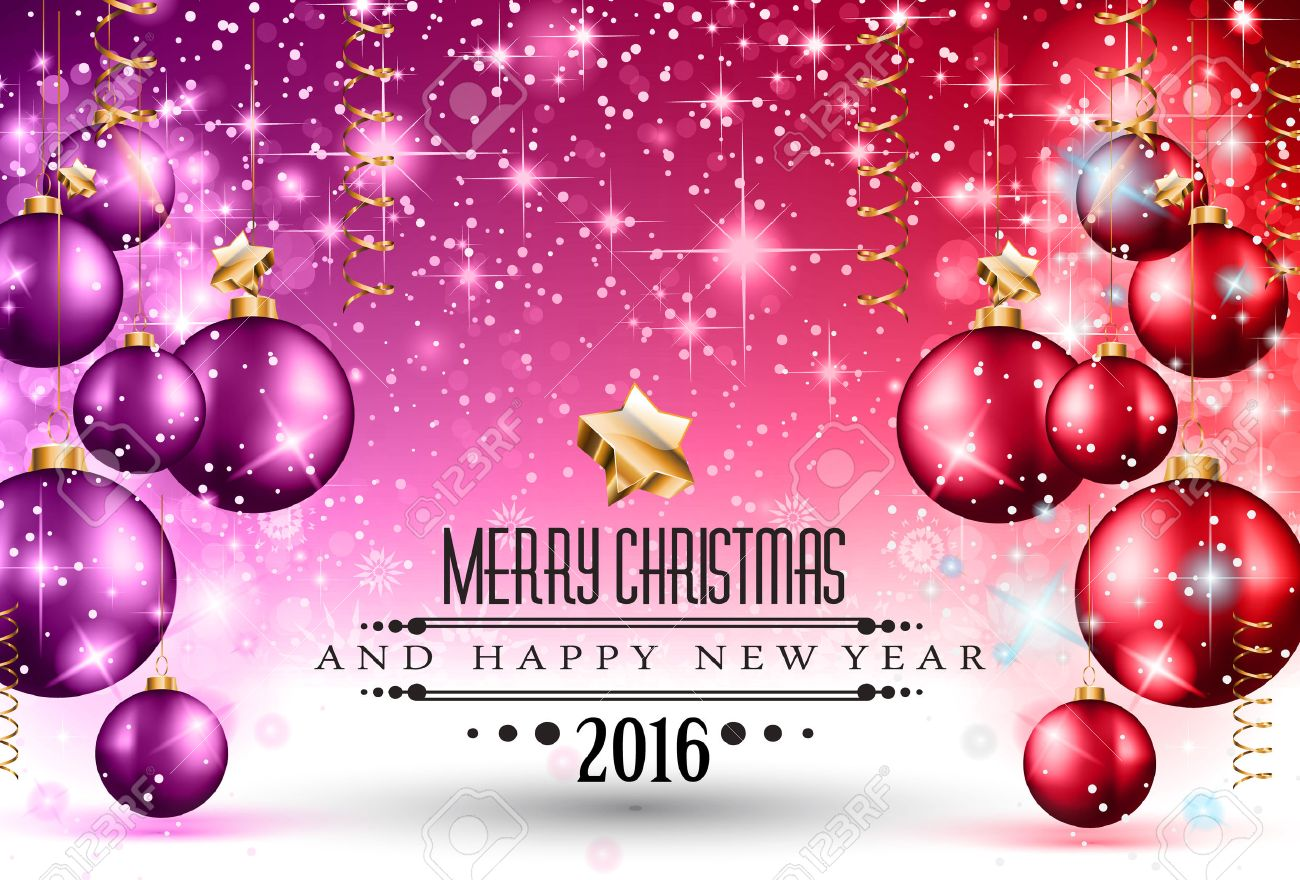 2016 christmas and happy new year party flyer complete layout 2016 christmas and happy new year party flyer complete layout space for text for