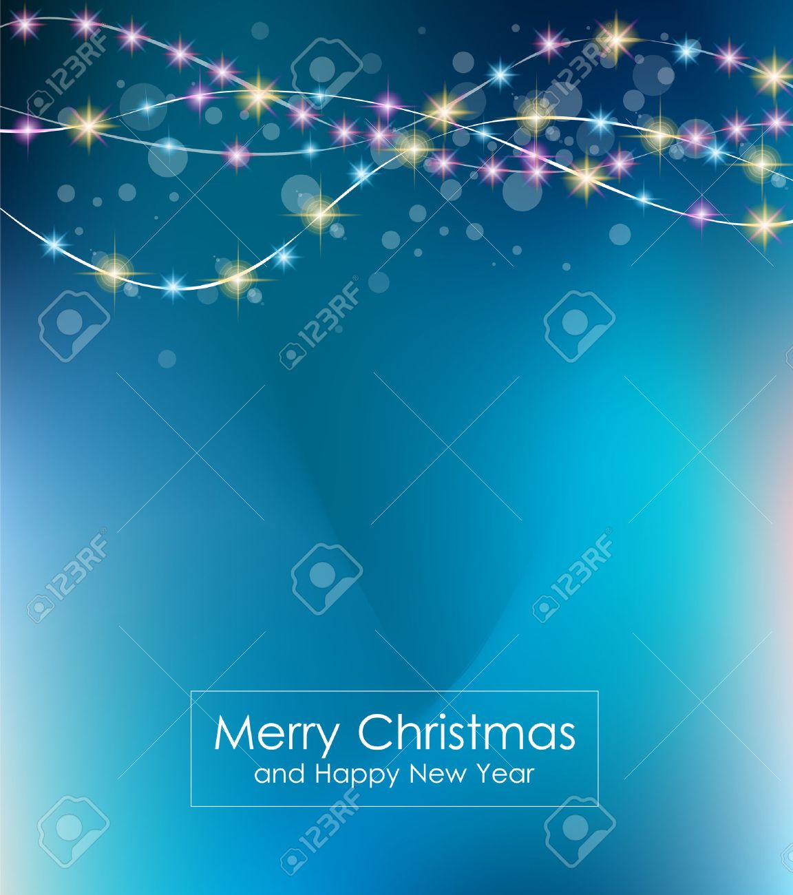 Turquoise Christmas Lights.Christmas Lights Background For Your Seasonal Wallpapers Happy