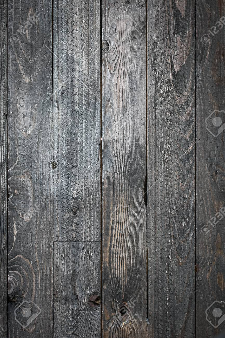 Natural Dark Wooden Background Old Dirty Wood Tables Or Parquet