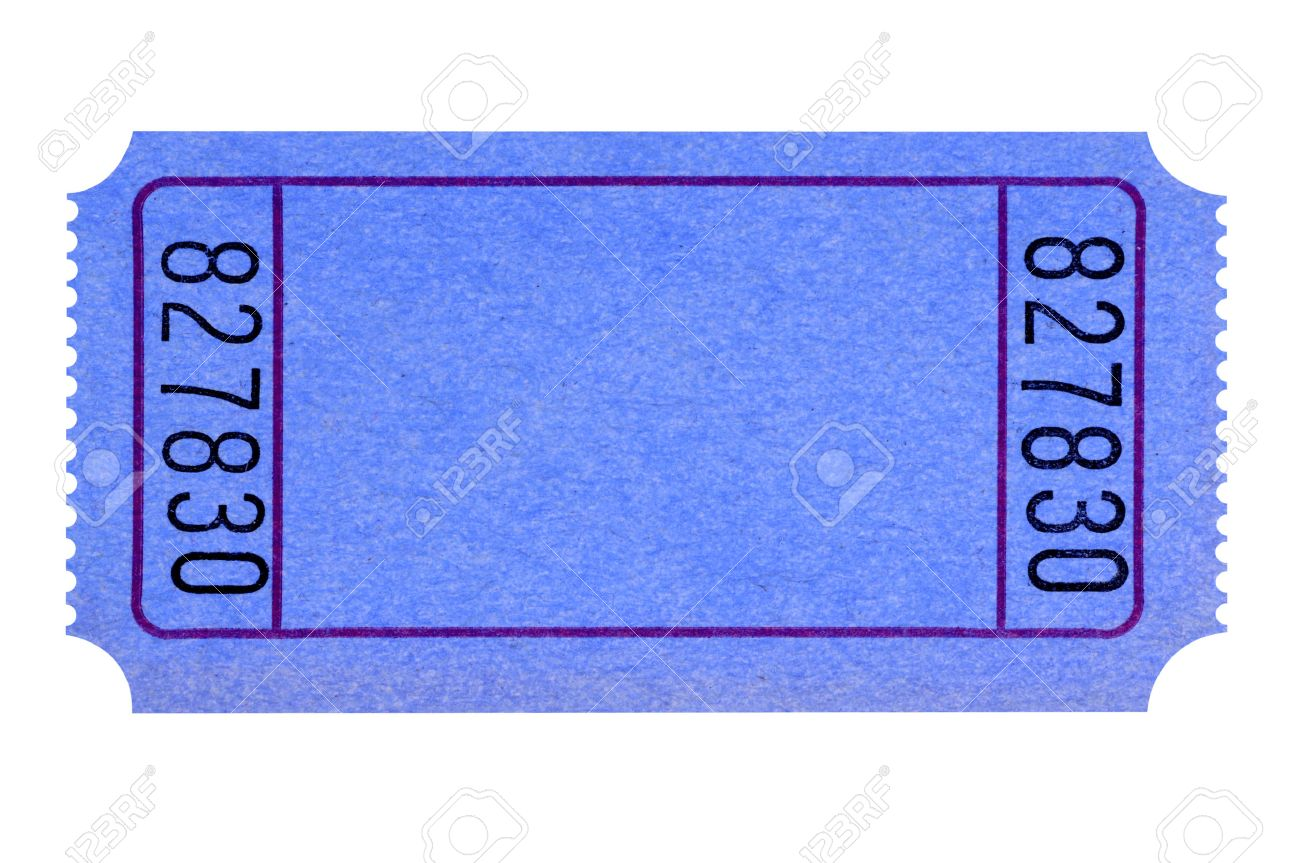 doc blank ticket printable ticket clipart clipart kid samples resume5 best images of printable blank raffle tickets blank ticket