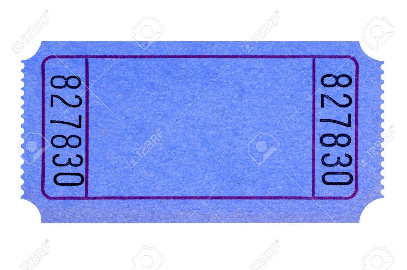 raffle ticket stock photos images royalty raffle ticket raffle ticket blank blue ticket isolated on white background